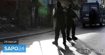 Megaoperação em Lisboa, Cascais e na Amadora. PSP faz detenções e apreende armas, droga e dinheiro - SAPO 24