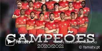 Trofense vence Campeonato de Portugal ao bater Estrela da Amadora por 1-0 » Famatv - FamaTv