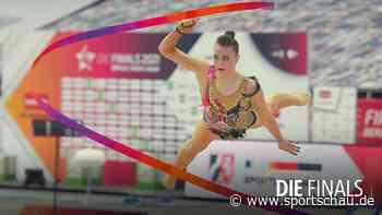 Rhythmische Sportgymnastik - die entscheidende Übung von Margarita Kolosov - sportschau.de