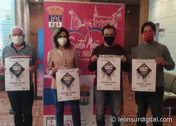 Santa María del Páramo presenta el I Certamen de Graffiti. - Leon Sur Digital