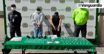En Floridablanca fue desarticulada la banda delincuencial 'Los del Páramo' - Vanguardia