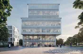 Spatenstich für das neue SWR Studio Mannheim-Ludwigshafen - Presseportal.de
