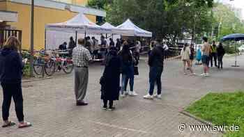 Sonderimpfung in Ludwigshafen: Stadt will in Brennpunkten weiterimpfen - SWR