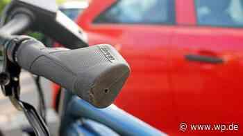 Wenden: E-Bike-Fahrer bei Sturz leicht verletzt - Westfalenpost