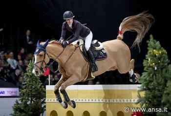 Bruce Springsteen's daughter comes third in Rome showjumping - ANSA