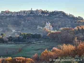 Le colline di Pienza e Montepulciano riconosciute Paesaggio Rurale Storico - La Valdichiana