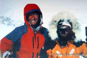 """Willy Troch (73) trok met Dansercoer op Zuidpoolexpeditie: """"Ik verlies een goede vriend"""" - Het Nieuwsblad"""