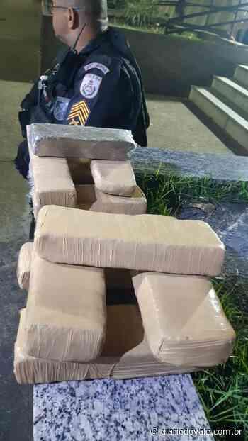Preso suspeito de tráfico de drogas em Resende - Diario do Vale