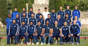 Le FC Antibes dévoile la photo officielle de son nouveau comité directeur ! - Actufoot