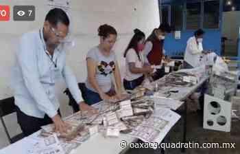 José Luis Camacho Acevedo | La ciudadanía votó y es la gran ganadora - Quadratín Oaxaca