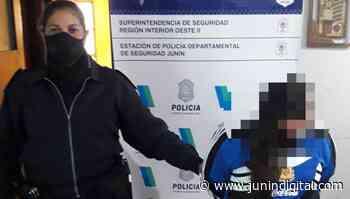 Policías juninenses realizaron allanamientos en San Francisco Solano por una causa de documentación pública falsa - Junín Digital
