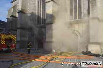 Incendie de la collégiale d'Avesnes-sur-Helpe : le prévenu va devoir rencontrer des psychiatres - L'Observateur