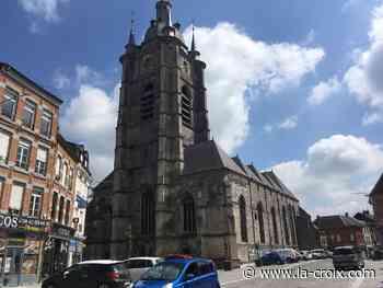 À Avesnes-sur-Helpe, en attendant de retrouver la collégiale - La Croix