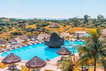 Guapi Parque das Águas é um ambiente familiar em Guapimirim no RJ - MCZ10