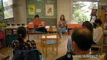 Fleurance. Première réunion littéraire avec Maylis Adhémar - ladepeche.fr