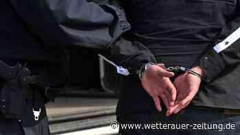 Butzbach: Polizei durchsucht Wohnung – Waffen und kiloweise Drogen gefunden - Wetterauer Zeitung