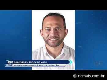PF faz buscas na casa de vereador em Pinhais por corrupção eleitoral - RIC Mais