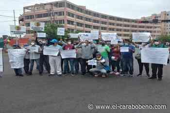Exigen dotación y vacunación contra la COVID-19 en Anzoátegui - El Carabobeño