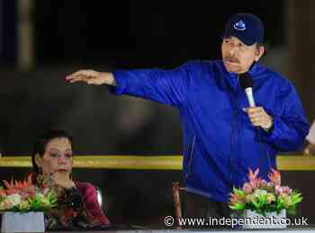 US imposes sanctions on daughter of Nicaragua's president