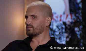 Scott Disick gets grilled about Kourtney Kardashian and Travis Barker's romance