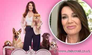Lisa Vanderpump gushes over Vanderpump Dogs and teases 'things have changed' on Vanderpump Rules
