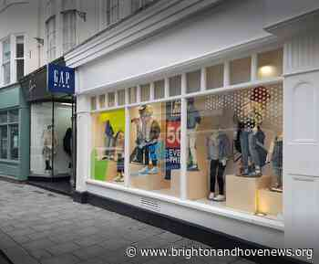 Brighton and Hove News » Will Gap remain in Brighton shopping street? - Brighton and Hove News