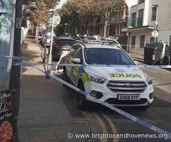 Brighton and Hove News » Kemp Town shooting CCTV shown to jury - Brighton and Hove News