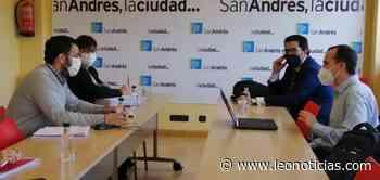 San Andrés entrega la propuesta de catálogo de puestos de trabajo que sirve como base para la necesaria RPT - leonoticias.com