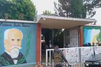 Elecciones en San Pedro y San Andrés Cholula se realizaron en completa calma - Puebla - - La Jornada de Oriente