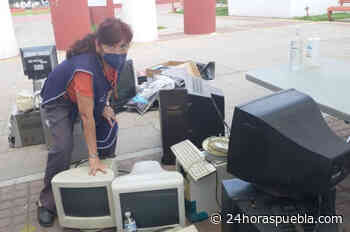 Fomenta gobierno de San Pedro Cholula cultura del reciclaje - 24 Horas El Diario Sin Límites Puebla