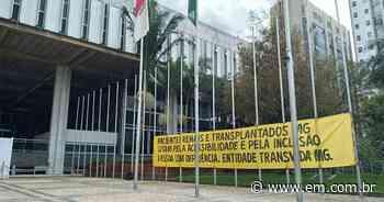 Pacientes renais sofrem com a falta de medicamentos em Ponte Nova - Estado de Minas