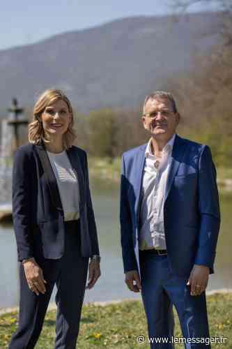 Saint-Julien-en-Genevois : Virginie Duby-Muller et Gérard Lambert se présentent aux départementales - Le Messager