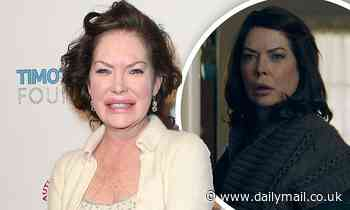 Lara Flynn Boyle gives rare interview as she stars in first movie role in over FIVE YEARS