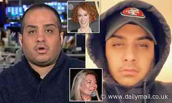 Yashar Ali's troubled relationships with high profile figures detailed in new profile