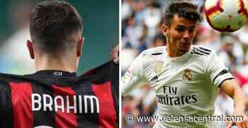 Aviso en Italia: Ancelotti le va a 'regalar' a Brahim al Milán para 'explotar' a Modric - Defensa Central