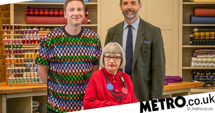 The Great Sewing Bee finalists revealed after glamorous 1940s challenge