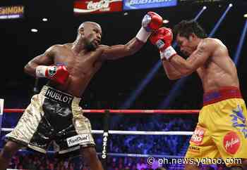Floyd Mayweather takes subtle jab at Manny Pacquiao - Yahoo Philippines News