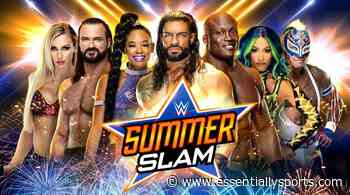 WWE SummerSlam 2021 Timings to Suffer Due to Manny Pacquiao Fight - EssentiallySports