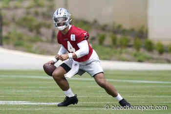 Cowboys' Dak Prescott Talks Moving on from Ankle Injury: 'I've Buried It Mentally' - Bleacher Report