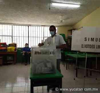 Asegura reelección en Ticul Montalvo Mata - El Diario de Yucatán
