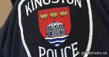 Kingston man targets seemingly random car with axe, police say