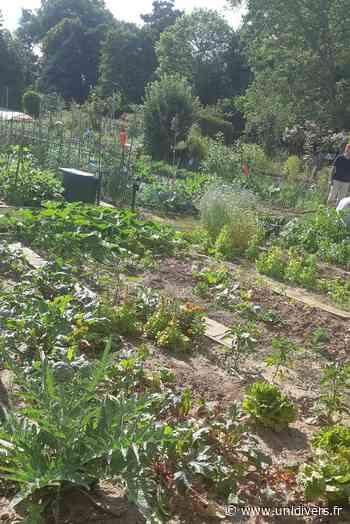 Porte Ouverte Jardins familiaux dimanche 29 août 2021 - Unidivers