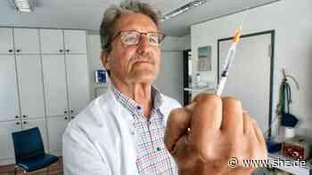 Flensburg und Schleswig-Flensburg: Corona-Impfquote: 43,6 Prozent der Bevölkerung in der Region haben ersten Impfschutz   shz.de - shz.de