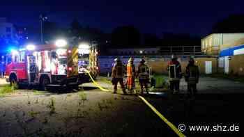 Feuerteufel in Flensburg: Nach Brandserie: Polizei fasst zwei Jugendliche und eine junge Frau   shz.de - shz.de