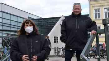Hilfe via Facebook-Gruppe: Helferherz Flensburg: Für Obdachlose wird nicht genug getan   shz.de - shz.de