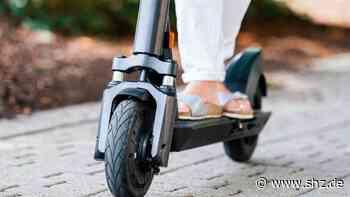 Flensburg: Zeugen gesucht: Junge E-Scooter-Fahrerin begeht Unfallflucht   shz.de - shz.de