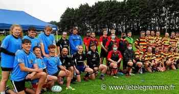 À Plabennec, on pratique aussi le rugby à 5 - Le Télégramme