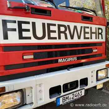 Frechen/Köln: Imbisswagen-Brand war wohl Brandstiftung - radioerft.de