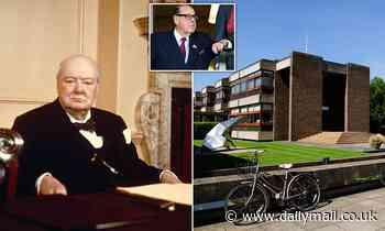 EDEN CONFIDENTIAL: Will Winston Churchill's name be lost in new Cambridge University woke row?