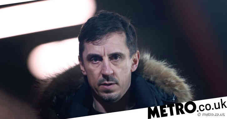 Man Utd legend Gary Neville predicts winners of Euro 2020 and rates England's chances